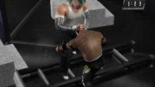 jeff hardy vs rey mysterio smackdown vs raw 2007