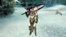 cabal online - warrior/forceblader