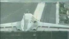 başarısız bir uçak kalkışı