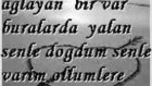 Ayaz_23  Mustafa Güngece  Sen Sen Diye  Ağlayan
