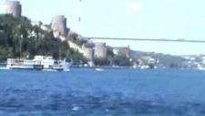 İstanbul boğazında köpek balığı paniği