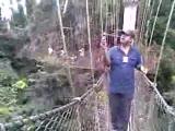 Afrika Ganada Sırat Köprüsü