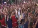 Black Eyed Peas Konserinde Muhteşem Şov