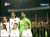 Ermenistan Maçı Öncesi Milli Marşımız