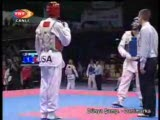 80kg Yarıfinal Steven Lopez - M. Sebastian