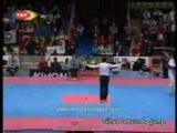 68kg Yarıfinal Servet Tazegül - Muhammed B. Motame