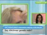 saç dökülmesi genetik mi ?