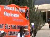 Hacı Bektaş Töreni Sırasında Belediyeyi Protesto