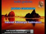 Musa Eroglu Telli Turnam Sadece Müzik (Karoke)