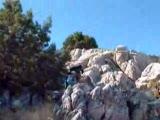 Akören Dağları Kuş Yuvası Tepesi