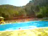 Havuzda Taqla Show(İzlemeye Değer)bnden...