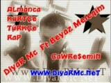 Diyar Mc-Beyazmeleqim- Cawrasemin (Almanca-Turkce-
