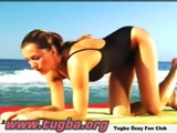 Tuğba ÖZay Fitnes Dersleri CD 4