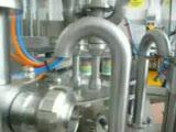endiksiyon makina tarafından üretilen ayran dolum