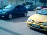 renault megane coupe drag show