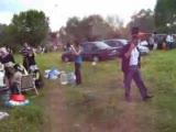 2009 ,piknik, Misafirler ,yemekte