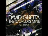 David Guetta - The World İs Mine