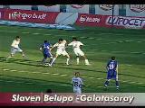 Cup Uefa Slaven Koprıvnıca - Galatasaray
