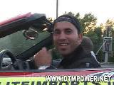 Ferrari Modena ve Bmw M3 ün kapışması Mutlaka İzle