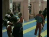 dinamik do kick boks antremanı