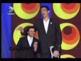 En Uzun Ve En Kısa Adamı İlk Defa Beyaz Showda