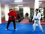 nedim kuşcu spor kulübü taekwondo teknikleri