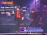 Michael Jackson Live Corea Dangerous