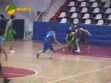basketbol müsabakası