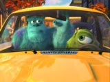 Mike's New Car - Monsters inc (Kısa Çizgi Film)