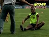 Ronaldinho Hareket