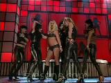 Britney Spears - Gimme More - 2007 Mtv Ödülleri