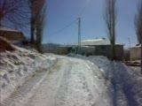 Tatlar Kasabası Kış Manzarası
