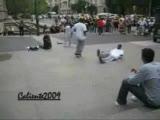 Muhteşem Sokak Dansçıları !!