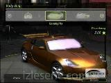 Need for Speed Underground 2 Nissan 350-Z