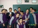 Gümüşova Lisesi 12 B Sınıfı (2009-10)