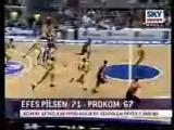 Efes Pilsen Prokom Maçı Haberi