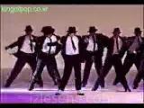Michael Jackson Süper Hareketler