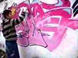 U3c Clan (Loki Aero Teos) Graffiti