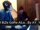 Mc Adil Feat Akila--Gidemezsin