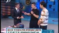 Jet Ali Kanal 7 Yetenek Avcısında