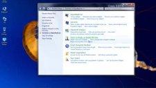 Windows 7 Gizli Dosyaları Gösterme
