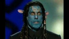 Ben Stiller Navi Avatar Oscar Gecesi