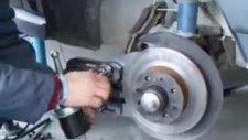 araçüstü fren disk torna tezgahı