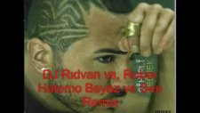 Dj Rıdvan Vs Rober Hatemo Beyaz Ve Sen Remix