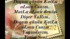 Serkan'ım