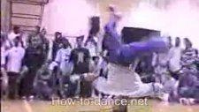 Bboy Ivan Rap Dansının İlahı