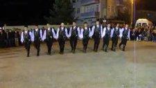 kuyudüzü folklor horon ekibi gösterisi