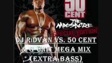 Dj Rıdvan Vs 50 Cent Mega Mix