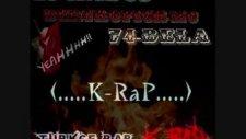 74bela 23 Kabus Karanlık Rap  K-Rrap