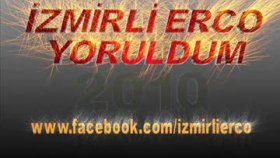 İzmirli Erco - Yoruldum